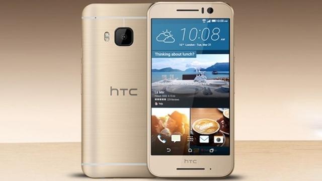 HTC One S9 Avrupa Pazarı İçin Duyuruldu