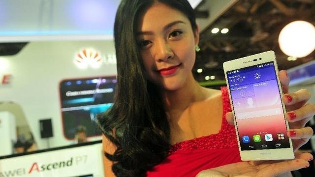 Huawei En Çok Satan Üçüncü Akıllı Telefon Üreticisi Oldu