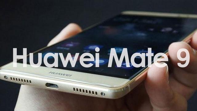 20MP Çift Kameralı Huawei Mate 9 Sızdırıldı
