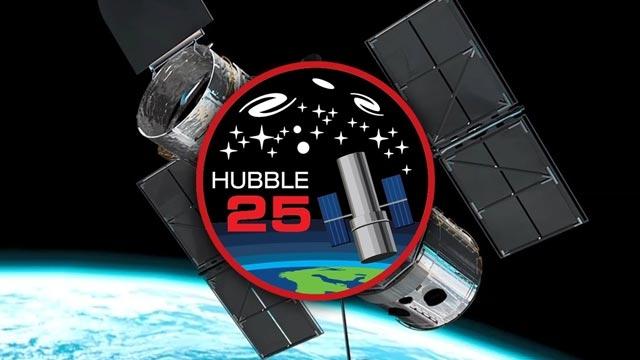 25 Yaşına Basan Hubble'dan İnanılmaz Görüntüler