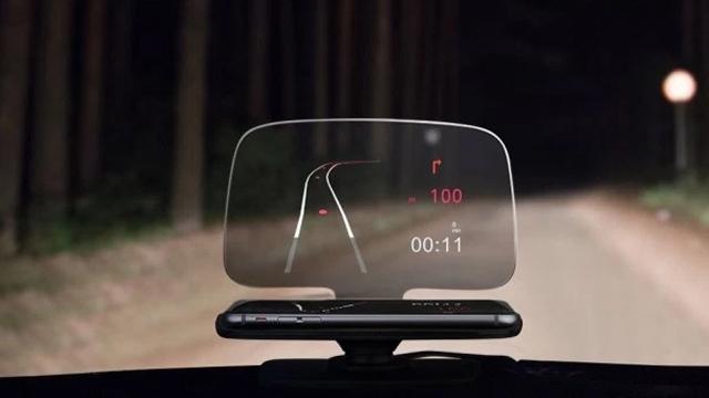 100 TL'ye Telefonunuzu Arabanız İçin Sanal Gösterge Paneline Çevirebilirsiniz