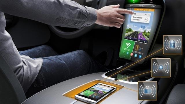 Ucuz Arabalara da Dokunmatik Ekran Teknolojisi Geliyor