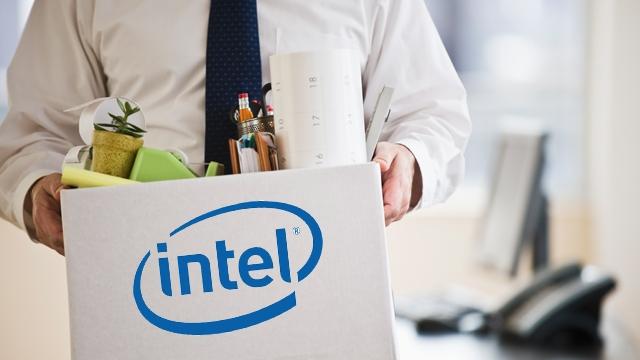 PC Satışları Düşünce Intel 12 Bin Kişiyi İşten Çıkardı