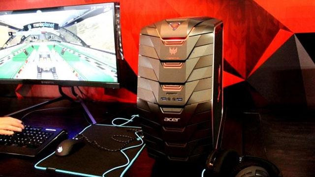 Skylake Çekirdekli Acer Predator G6 Herkesin İsteyeceği Bir Oyun Canavarı