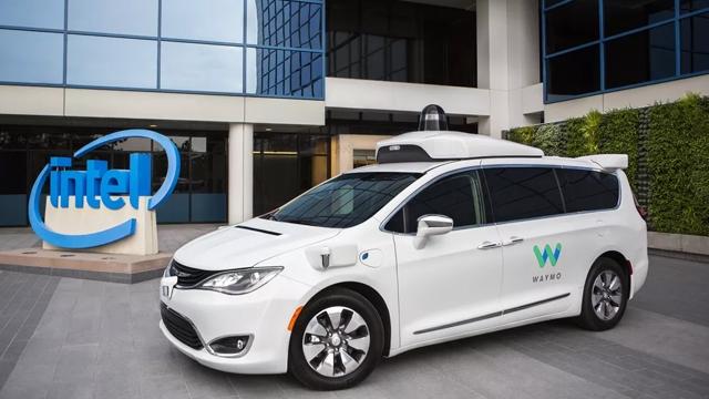 Intel Teknolojileri, Waymo Arabaları Özgür Kılacak