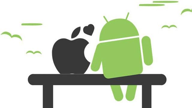Android Reklam Gelirleri iOS'u Bir 'tık' Geçebildi