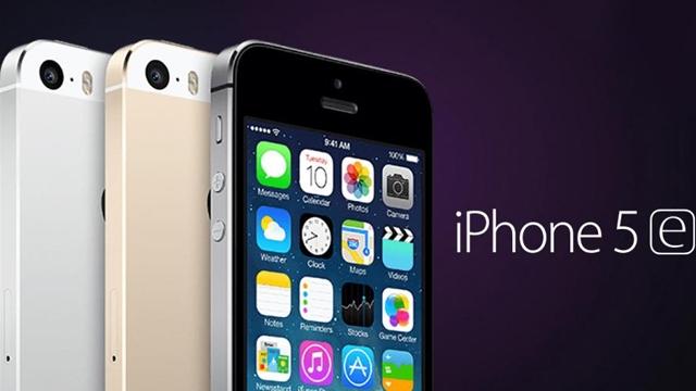 iPhone 5e, Uygun Fiyat Etiketi ve 4 inçlik Ekranıyla Geliyor