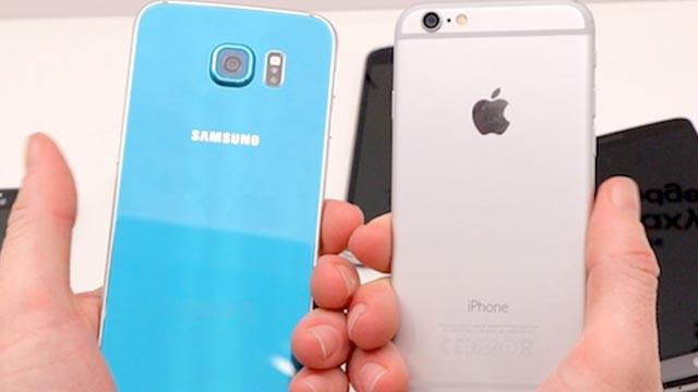 Samsung Galaxy S6, LG G Flex 2 ve iPhone 6 Kameralarını Karşılaştırdık