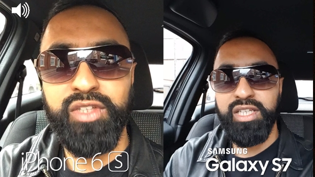 Samsung Galaxy S7 mi? iPhone 6S mi? Hangisinin Kamerası Daha İyi?