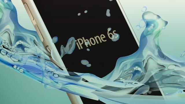 Meğer iPhone 6s Su da Geçirmiyormuş
