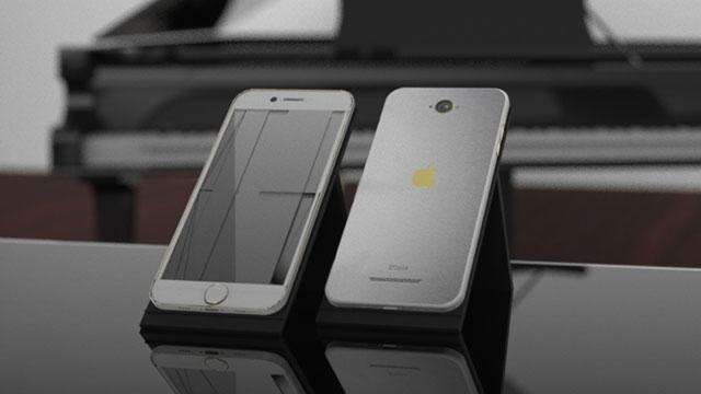 Yeni Bir iPhone 7 Tasarımı Daha İnternette Boy Gösterdi