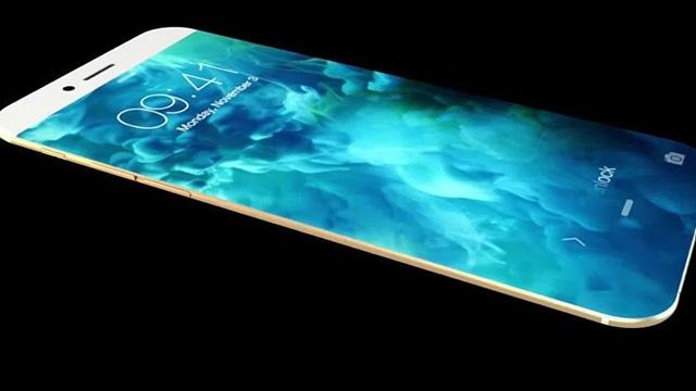 Apple iPhone 8 Çerçevesiz OLED Ekranla Gelecek
