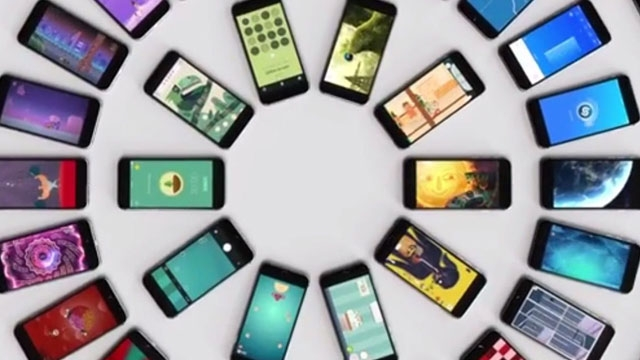 Yeni iPhone Reklamı Yayınlandı, Bu Sefer App Store Mağazası Başrolde