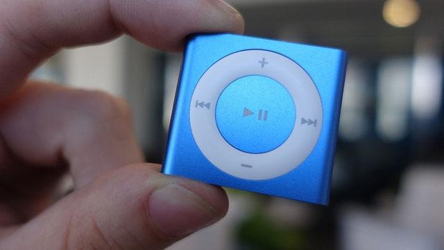 Apple Music Uygulaması Yeni iPod Nano ve Shuffle'da Çalışmayacak