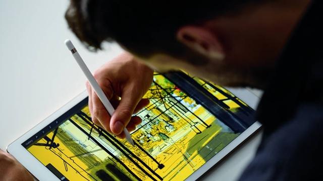 iPad Pro 13 Kasım'da Çıkıyor