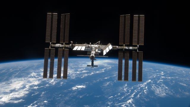 Dünyayı Bir de Uzay İstasyonundan Seyredin