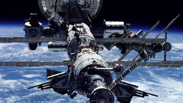 Uzay İstasyonu Yakında NASA'nın TV Kanalı Olarak 4K HD Yayın Yapacak.