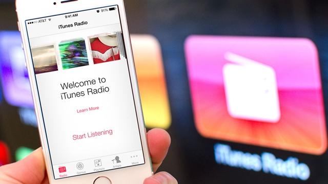 iTunes Radio Artık Ücretli