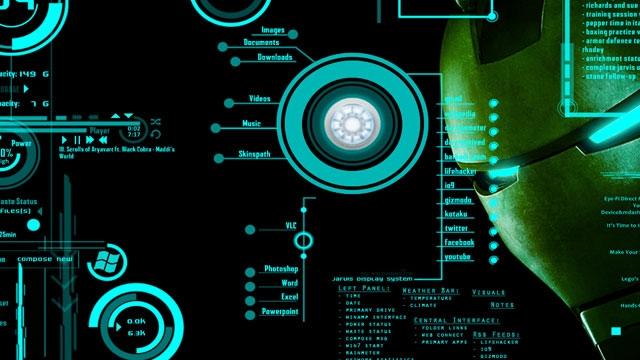 Siri'ye İlham Veren Yazılım Iron Man'in Jarvis'inden Geliyor