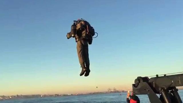 Bir Jetpack Sahibi Olmak Artık Hayal Değil