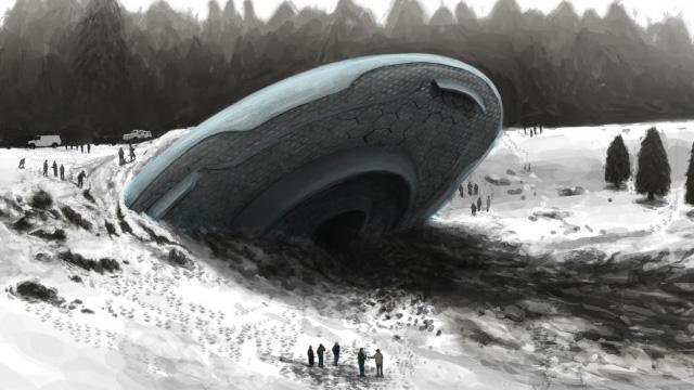 Facebook'da, Kafasına Uzay Gemisi Düşen Vatandaş Haberi Ne Kadar Gerçek?