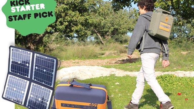 Güneş Enerjisini Sırtlayıp Götürebilmek Artık Mümkün