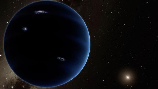 Işığı Yansıtmayan Karanlık Bir Gezegen Keşfedildi