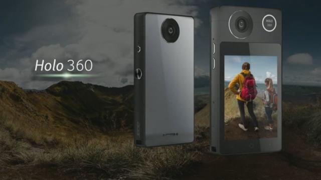 Acer, Yeni 'Karma sanal Gerçeklik' Sistemi ve Holo 360° Kameralarını Tanıttı