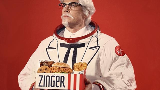 Ünlü Fastfood Lokantası Haftaya Uzaya Hamburger Gönderecek