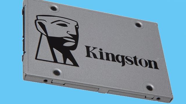 Daha Ucuza Yüksek Performanslı SSD, Kingston UV400