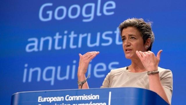 Avrupa Birliği Komisyonu Google'ın Sonu mu Olacak?