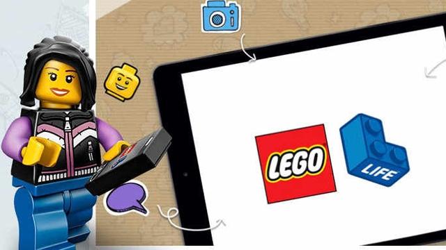 Çocuklar İçin Hazırlanan Sosyal Medya Platformu 'LEGO Life' Hizmete Girdi