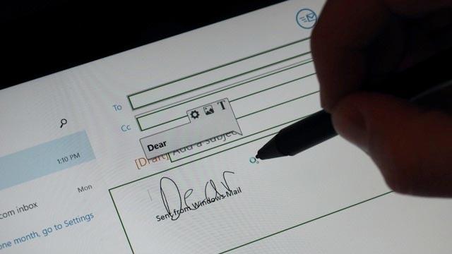 Lenovo'dan El Yazısı Mektup Yazma Keyfi