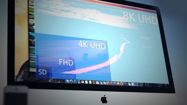 LG Mühendisi Ağzından 8K Çözünürlükte Bir iMac Geleceğini Kaçırdı