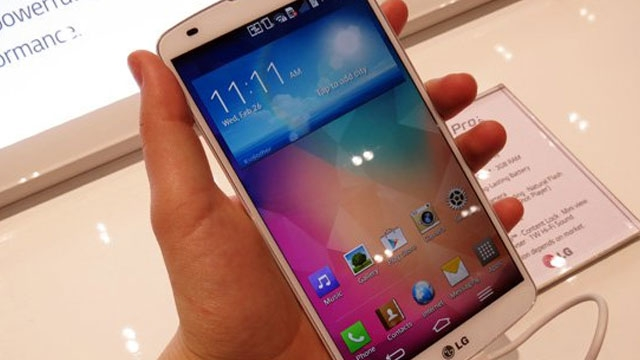 Dev LG G Pro 3 Geliyor, İşte Fiyatı ve Özellikleri