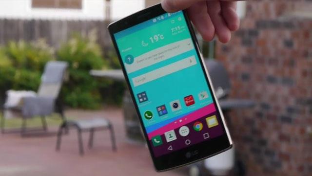 Şimdi Sıra LG G4'e Düşme Testi Uygulamaya Geldi: İşte Sonuçlar