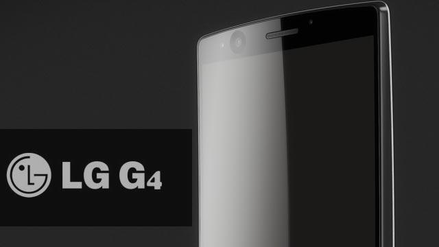 LG G4'ün Ekranı Çok İddialı Geliyor