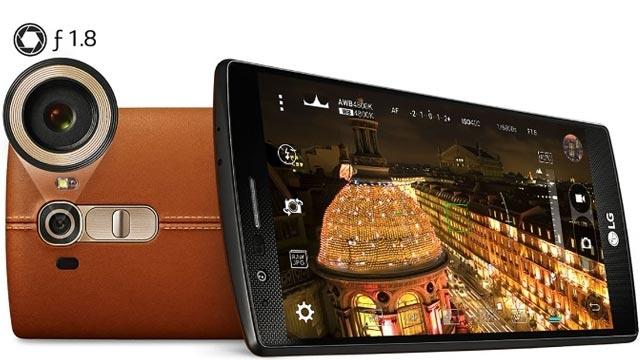 LG G4 Görüntüleri İnternete Sızdı, İşte LG'nin Yeni Amiral Gemisi
