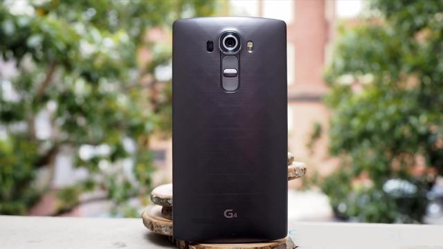 LG G4 Yeni Metal Kasasıyla Daha Yakışıklı Olacak