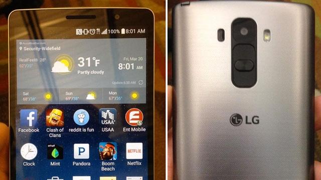 Samsung Galaxy Note 5'in İşi Çok Zor, LG G4 Note ve LG G3 Pro Geliyor