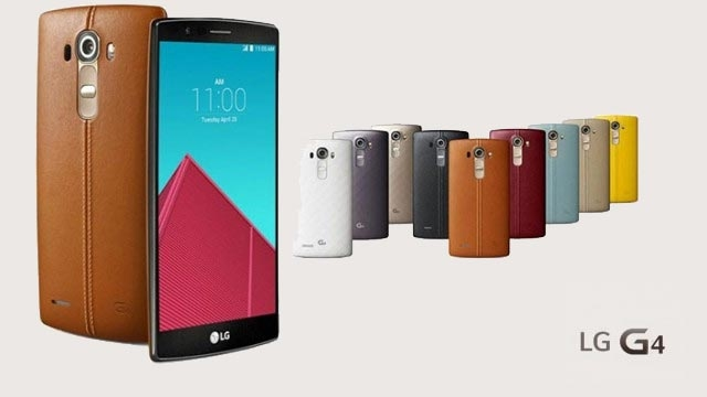 LG G4 Bir Samsung Galaxy S6 Serisi Alternatifi Olabilir mi?