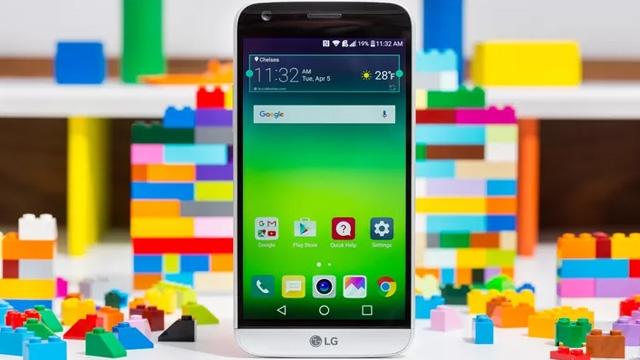 LG G5 İçin Android 7.0 Müjdesi