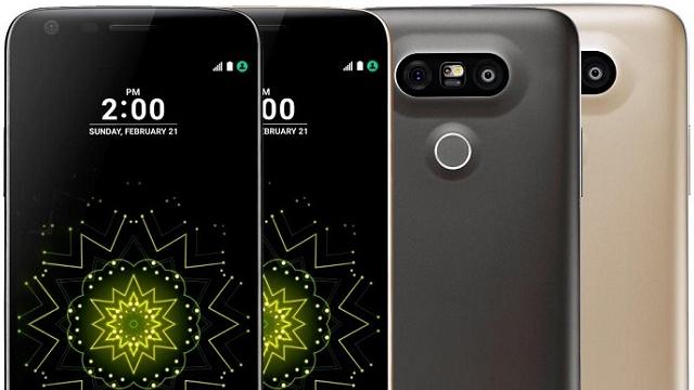 LG G5'in Türkiye Satış Fiyatı Belli Oldu