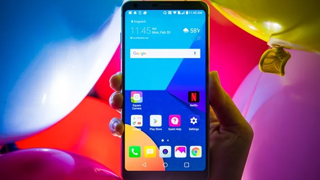 LG'nin Amiral Gemisi Akıllı Telefonları Tam Bir Hüsran Yaşıyor
