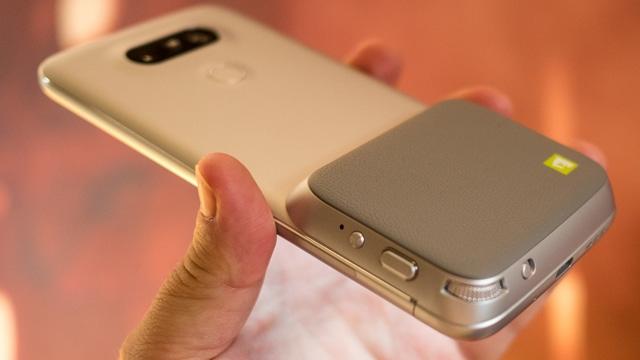 LG G6 Modüler Eklentiler Kullanmayacak, Estetik Olmaya Çalışacak