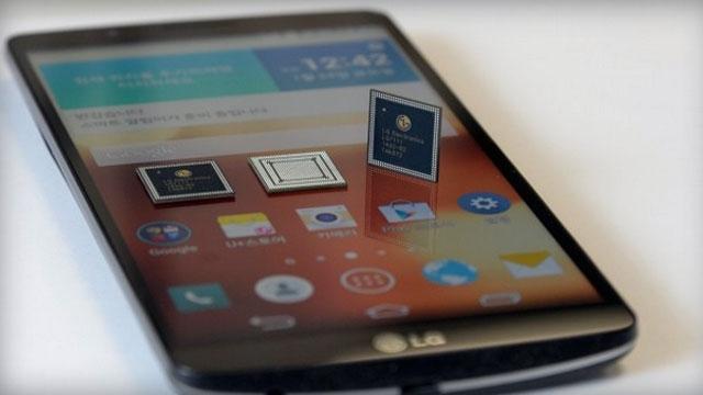 İşte LG'nin Samsung Katili Yeni Yongası NUCLUN 2