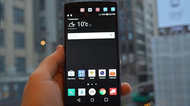 LG V10 İçin Android 6.0 Marshmallow Güncellemesi Türkiye'de