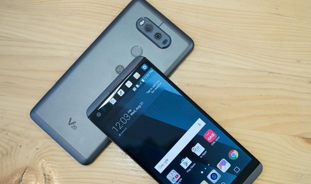 LG V20 İstanbul'a Geldi Türkiye Fiyatı ve Çıkış Tarihi Belli Oldu