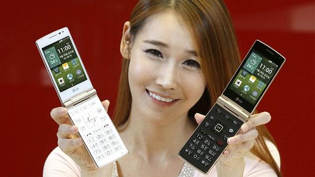 LG Wine Smart Kapaklı Android Telefonu 4 Önemli Sebepten Dolayı Üretiliyor