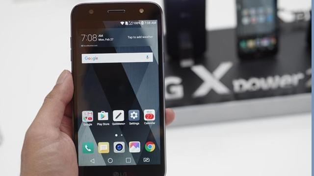 LG X Power 2, Bu Ay 4.500 mAh Gücünde Bataryası ile  Geliyor